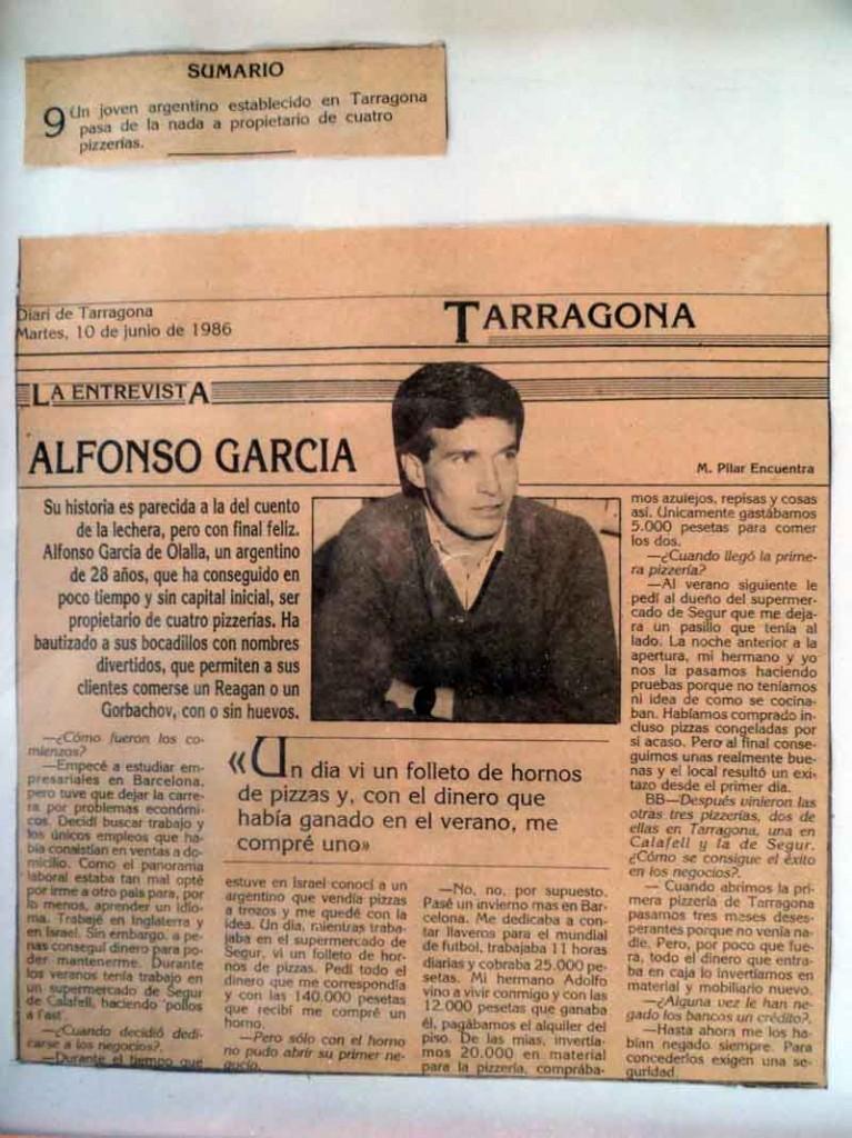 diari de tarragona 1986